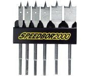 SPEEDBOR ® 2000 ™ Electric Drill - Wood Bits - Pouched